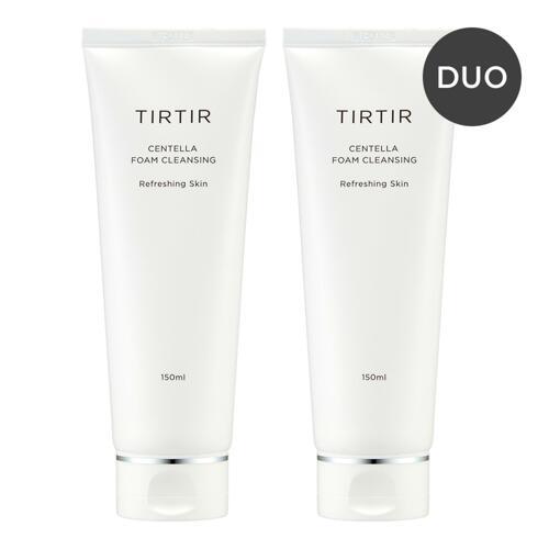 韩际新世界网上免税店-TIRTIR--(DUO)CENTELLA FOAM CLEANSING 洁面乳2件装