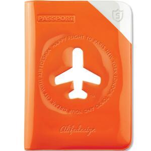 신세계인터넷면세점-알리프-여성 가방-HF059OE HF SHIELD PASSPORT COVER_Orange
