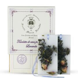 WAX TABLETS LAVENDER SCENTED 2pc