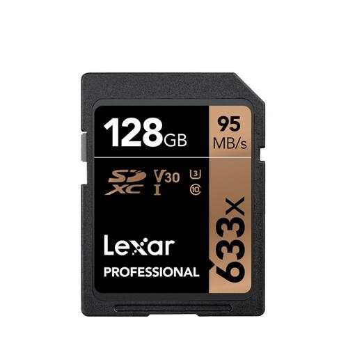 신세계인터넷면세점-렉사-CameraAcc-SD카드 633배속 128GB