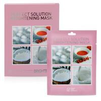 신세계인터넷면세점-린제이-Face Masks & Treatments-퍼펙트솔루션 브라이트닝 마스크팩 10EA