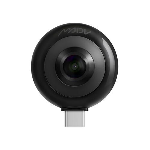 韩际新世界网上免税店-小米-ACTION CAM-[MADV] Mini 360 Camera (USB-C) 全景相机