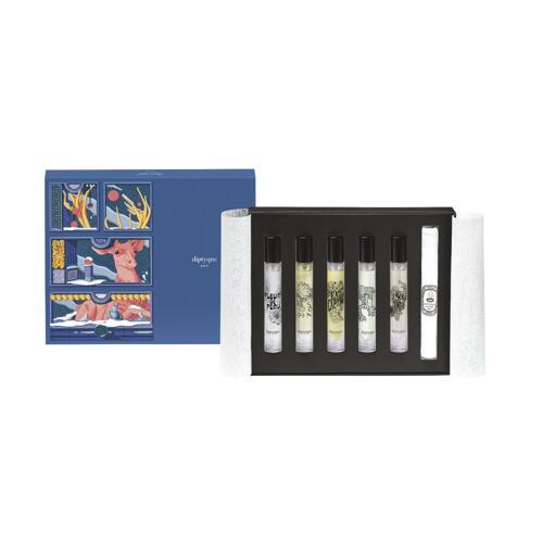 韩际新世界网上免税店-蒂普提克--Eau de Parfum Discovery Set 5x7.5ml  香水套装