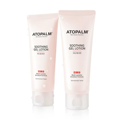 신세계인터넷면세점-아토팜-Facial Care-수딩 젤 로션 DUO (120ml*2)