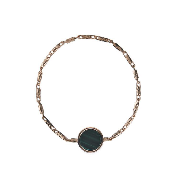韩际新世界网上免税店-XTE-首饰-Arco_Green_Ring55mm 戒指