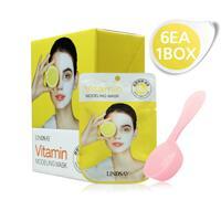 신세계인터넷면세점-린제이-Face Masks & Treatments-비타민 모델링 마스크 세트(6EA)
