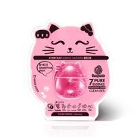 신세계인터넷면세점-에코네코-Cleansers-7퓨어 에센스 센스티브케어 클렌저 핑크_싱글캡슐 100g 1p