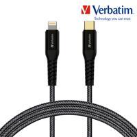 신세계인터넷면세점-버바팀-Charger-Cable-C-to-라이트닝 케이블 200cm 케블라 블랙