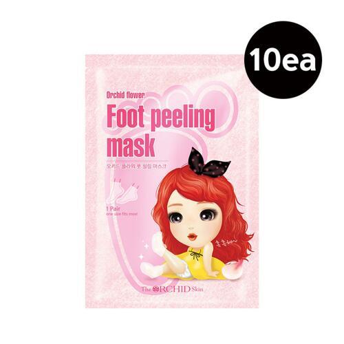 韩际新世界网上免税店-蒂欧丝--公主系列去角质脚膜