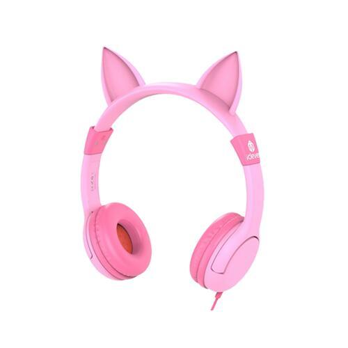韩际新世界网上免税店-ICLEVER-EARPHONE_HEADPHONE-ICLEVER KIDS HEARING PROTECTION HEADPHONES PINK 儿童耳机