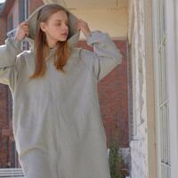 신세계인터넷면세점-젝시믹스-Cloths-XA5169T 멜란지그레이