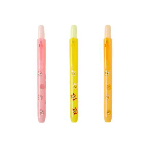 형광펜 3색 세트