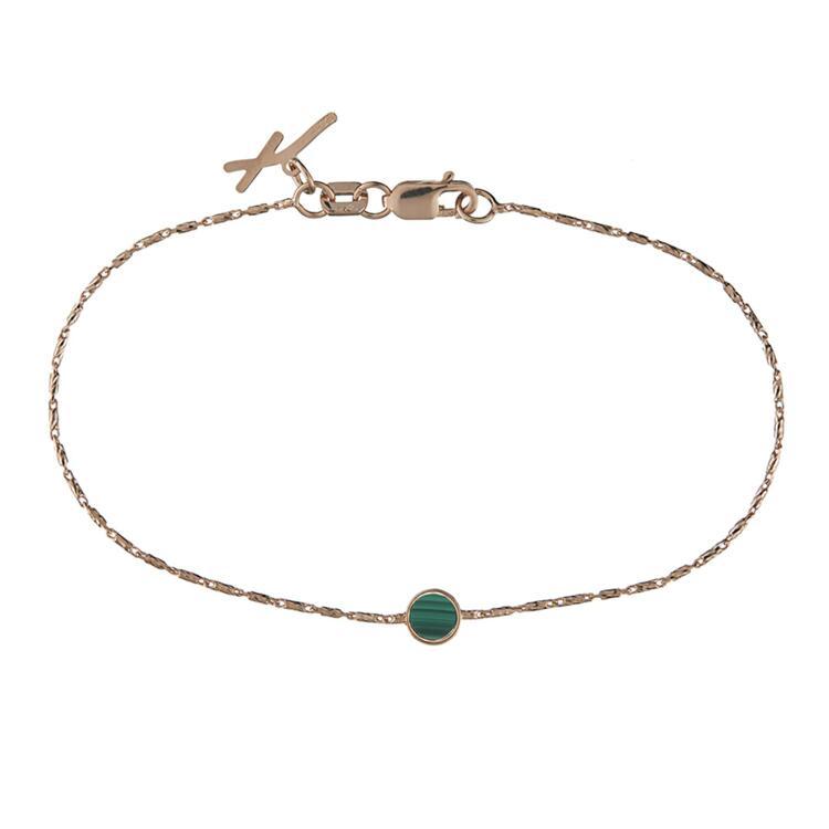 韩际新世界网上免税店-XTE-首饰-Arco_Green_Bracelet 手链