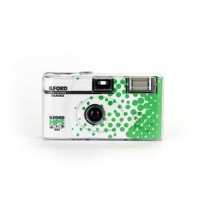HP5 흑백 일회용 필름 카메라 (흑백 용액 전용 인화)