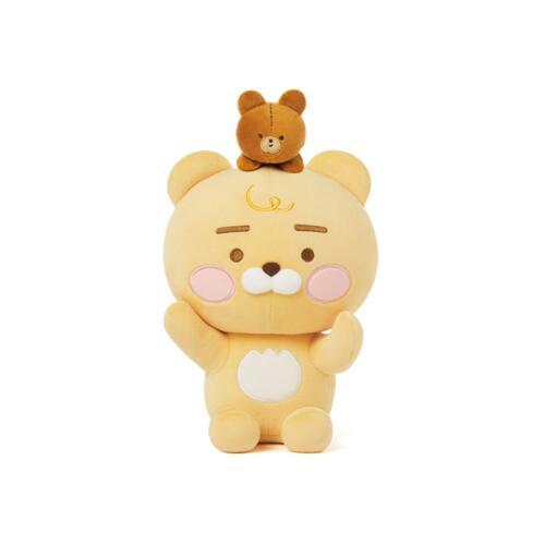 韩际新世界网上免税店-KAKAOFRIENDS-TOYS-BABY DREAMING LOVELY PLUSH TOY 玩偶 RYAN