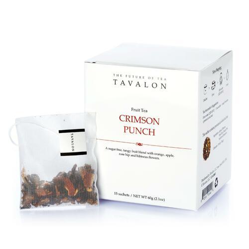 韩际新世界网上免税店-TAVALON-TEA-CRIMSON PUNCH 茶 15包