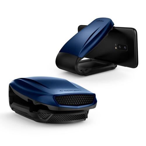 韩际新世界网上免税店-SPIGEN-SMART DEVICE ACC-Turbulence 车辆用手机支架 Luna Blue