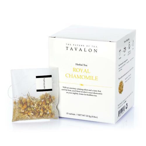 韩际新世界网上免税店-TAVALON-TEA-ROYAL CHAMOMILE 茶 15包