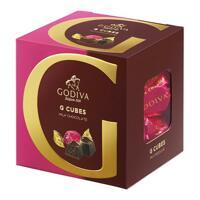韩际新世界网上免税店-歌帝梵-CHOCOLATE_SWEETS-Milk Chocolate G Cube Truffle (22 pieces) 175g 巧克力