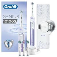 신세계인터넷면세점-오랄비-Toothbrush-오랄비 지니어스 10100S 오키드퍼플