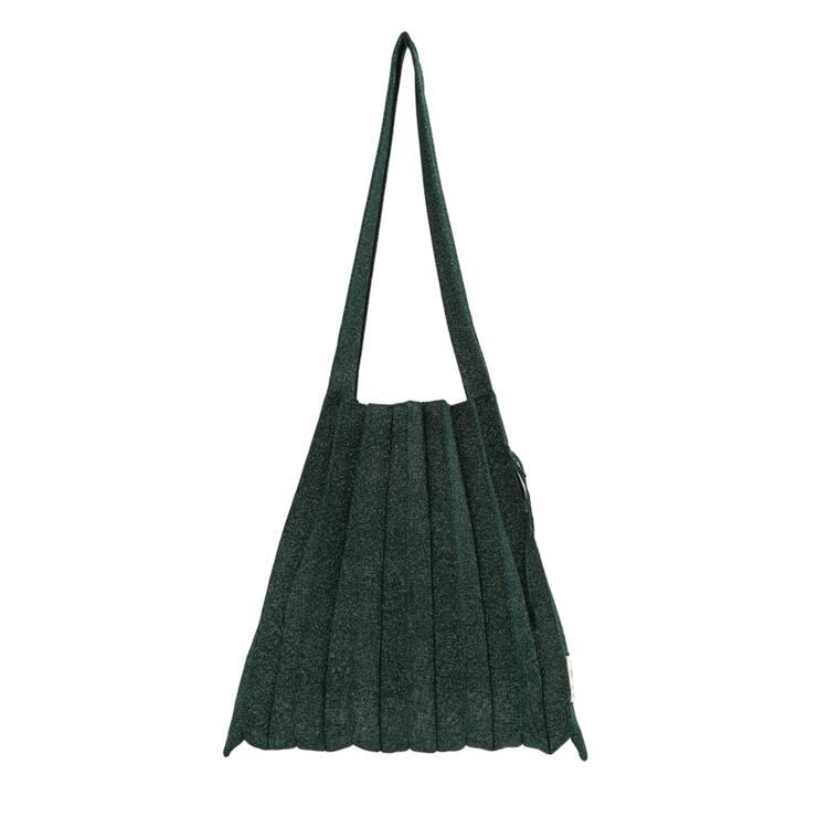 신세계인터넷면세점-조셉앤스테이시-여성 가방-Lucky Pleats Knit M Starry Merry Green