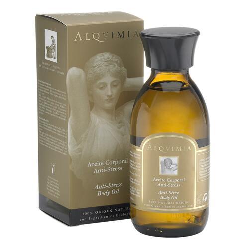 韩际新世界网上免税店-ALQVIMIA--ANTI-STRESS BODY OIL 150ML