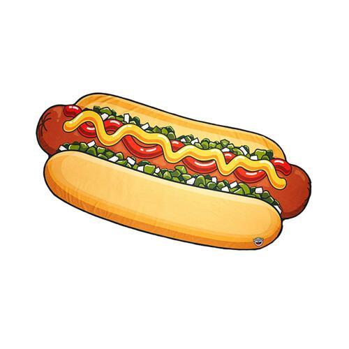 韩际新世界网上免税店-BIG MOUTH-运动休闲-gigantic hot dog beach blanket 沙滩毯