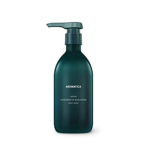 신세계인터넷면세점-아로마티카-Shower-Bath-서렌 바디워시 라벤더&마조람 300ml