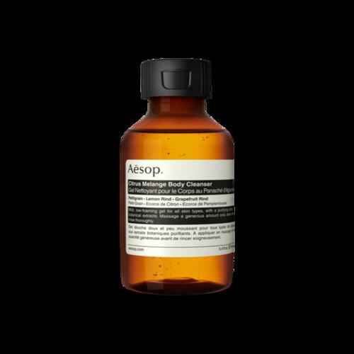 신세계인터넷면세점-이솝-Shower-Bath-Citrus Melange Body Cleanser 100mL