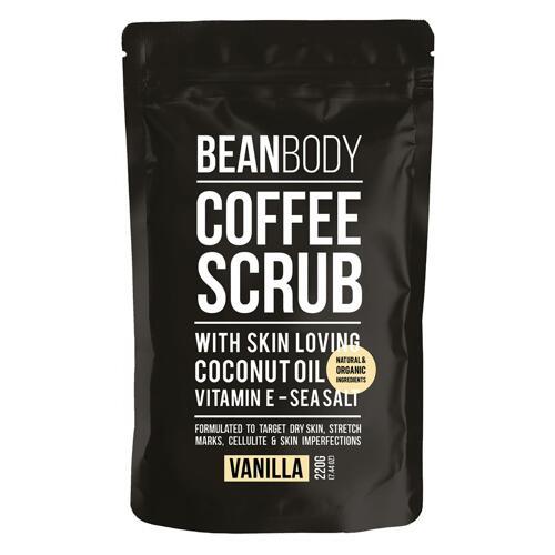 신세계인터넷면세점-빈 바디-Shower-Bath-COFFEE SCRUB VANILLA 220g