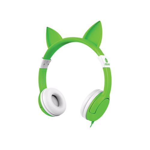 어린이 청력보호 헤드폰 그린