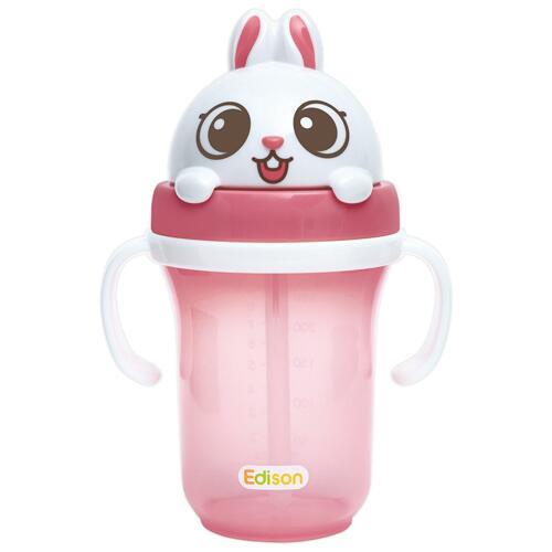 신세계인터넷면세점-에디슨-BABY FEEDING-입체빨대컵 토끼