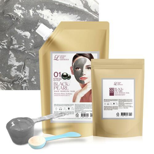 신세계인터넷면세점-린제이-Face Masks & Treatments-블랙펄 매직 모델링팩 550g