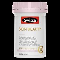 韩际新世界网上免税店-瑞思-SUPPLEMENTS ETC-Skin Beauty 60 Caps 皮肤美容胶囊(美容胶原蛋白)60粒