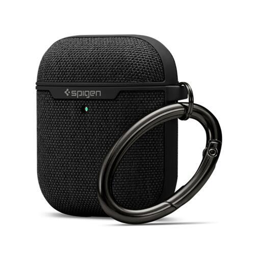韩际新世界网上免税店-SPIGEN-SMART DEVICE ACC-Airpods 钥匙扣织物盒 urban fit 黑色