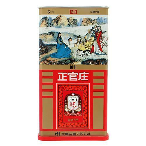 韩际新世界网上免税店-正官庄-GINSENG-地参 30支(150g)