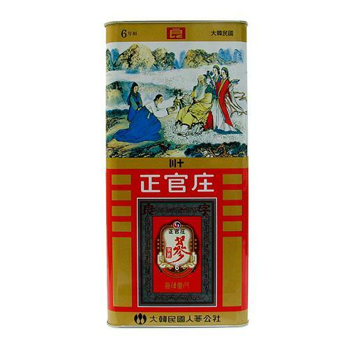 신세계인터넷면세점-정관장-Ginseng-양삼30지(600g)