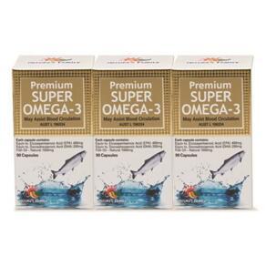[유통기한2022-07]PREMIUM SUPER OMEGA-3 90CAPS X 3