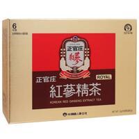 韩际新世界网上免税店-正官庄-GINSENG-红参精茶100包