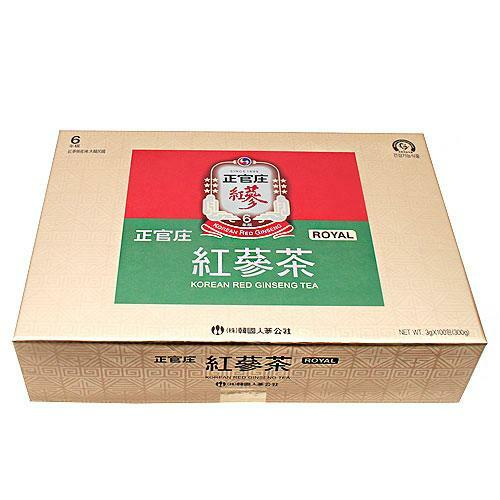 신세계인터넷면세점-정관장-Ginseng-홍삼차로얄(3g*100포)