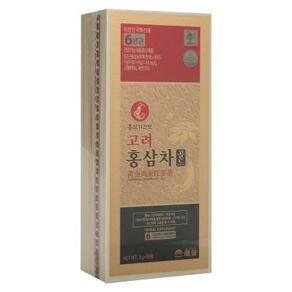 홍삼차골드 3g*50포(목함)