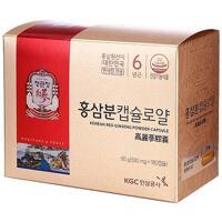 신세계인터넷면세점-정관장-Ginseng-홍삼분 캡슐로얄(500mg*180캡슐)