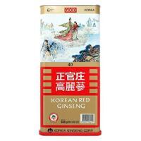 韩际新世界网上免税店-正官庄-GINSENG-良参 40支(600g)