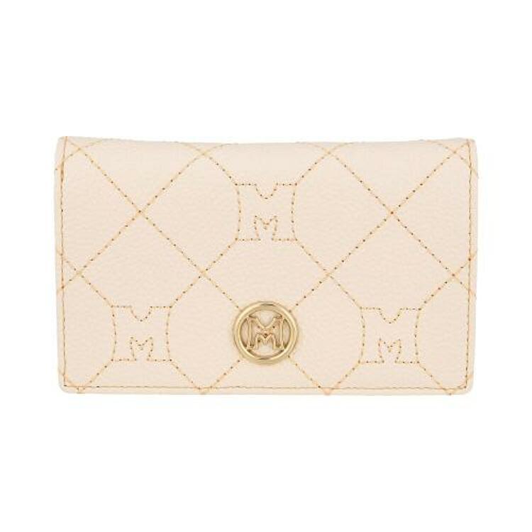 韩际新世界网上免税店-METROCITY-钱包-M201WQ3031I  短款钱包 Ivory