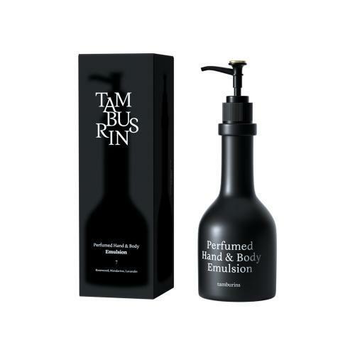 韩际新世界网上免税店-tamburins--手部&身体香氛润肤乳 7 250ml