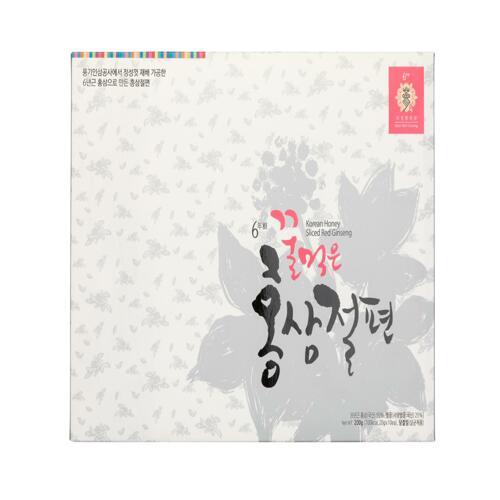 신세계인터넷면세점-김정환홍삼-Ginseng-[유통기한2023-01]꿀먹은홍삼절편